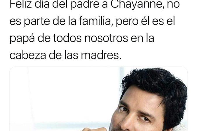 """En el """"Día del Padre"""" aparecen los """"hijos perdidos"""" de Chayanne; él les  promete verlos pronto - El Radar.mx"""